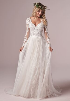 Rebecca Ingram IRIS A-Line Wedding Dress