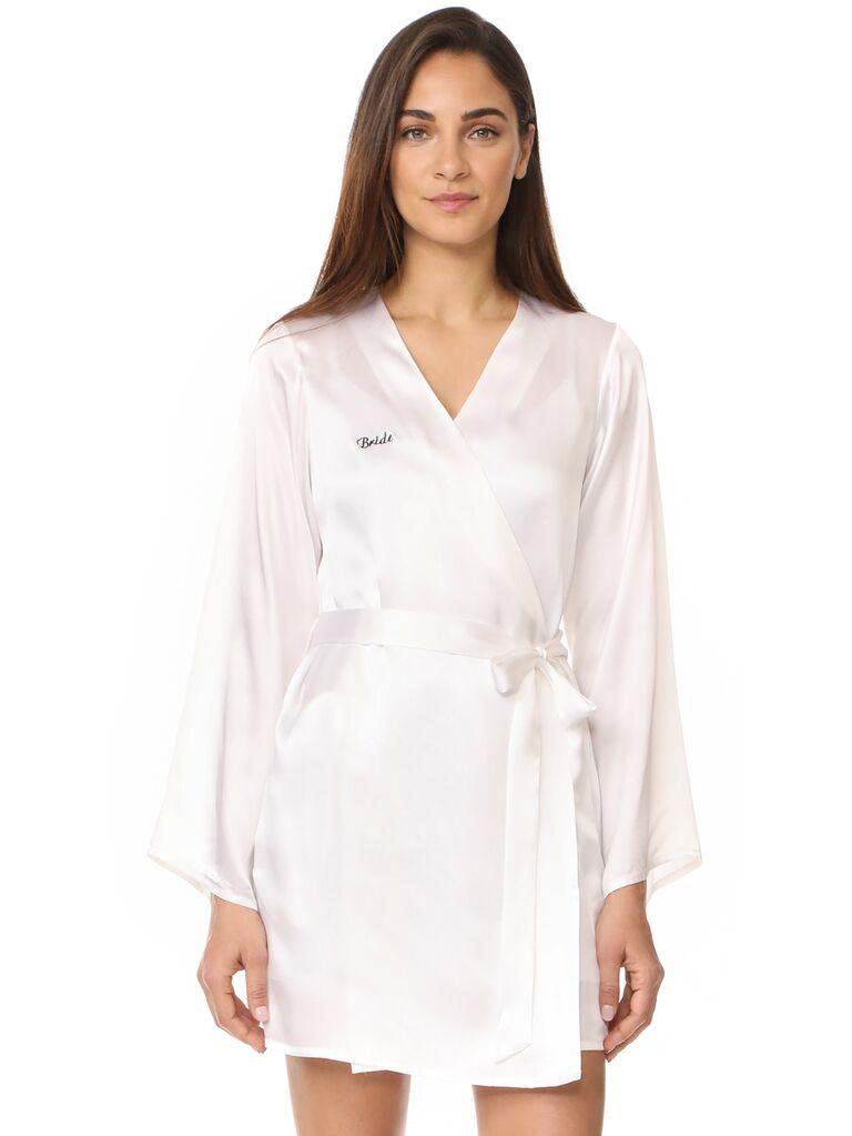 Libra bridal robes
