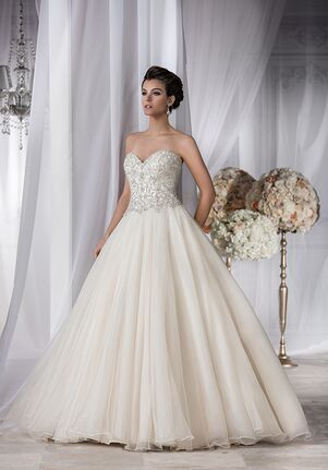 Jasmine Couture T182062 Ball Gown Wedding Dress