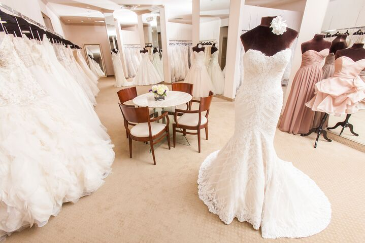 Betsy Robinson\'s Bridal Collection - Baltimore, MD