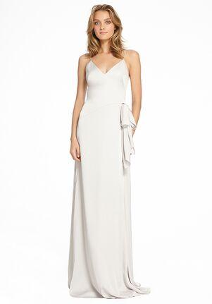 Monique Lhuillier Bridesmaids 450549 V-Neck Bridesmaid Dress