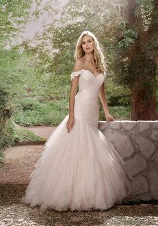 Jasmine Collection F191001 Mermaid Wedding Dress