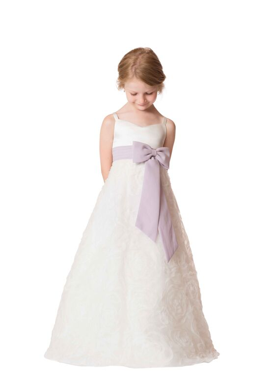cf8dcdfa8c0 Bari Jay Flower Girls F6117 Flower Girl Dress - The Knot