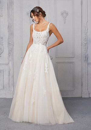 Morilee by Madeline Gardner/Blu Cassandra A-Line Wedding Dress