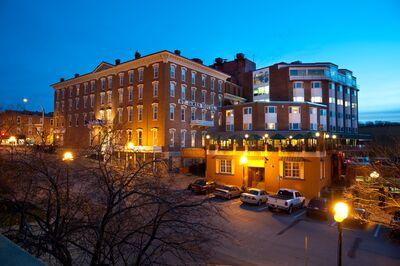 St. James Hotel -  Est. 1875 -