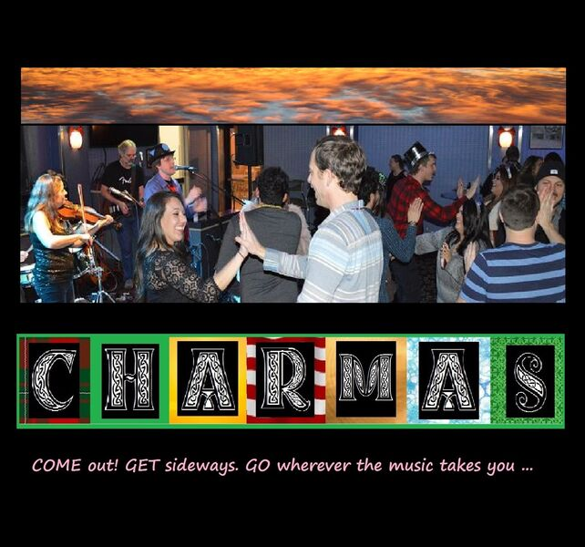 Charmas - Celtic Band - Santa Cruz, CA