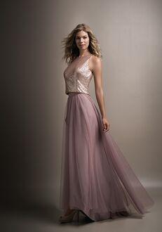 Belsoie Bridesmaids by Jasmine L194006 Bateau Bridesmaid Dress