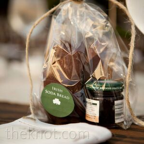 Irish Soda Bread Favors