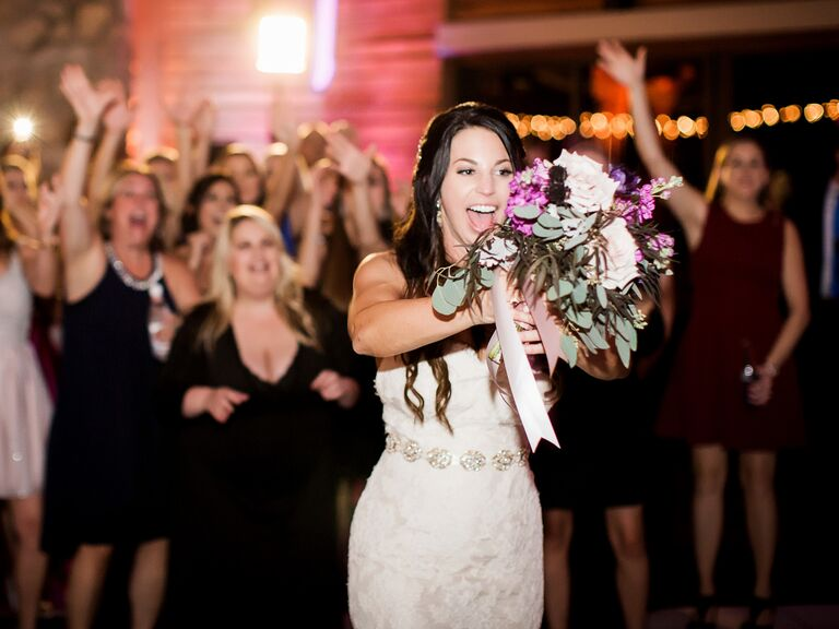 Reasons To Skip The Garter And Bouquet Toss