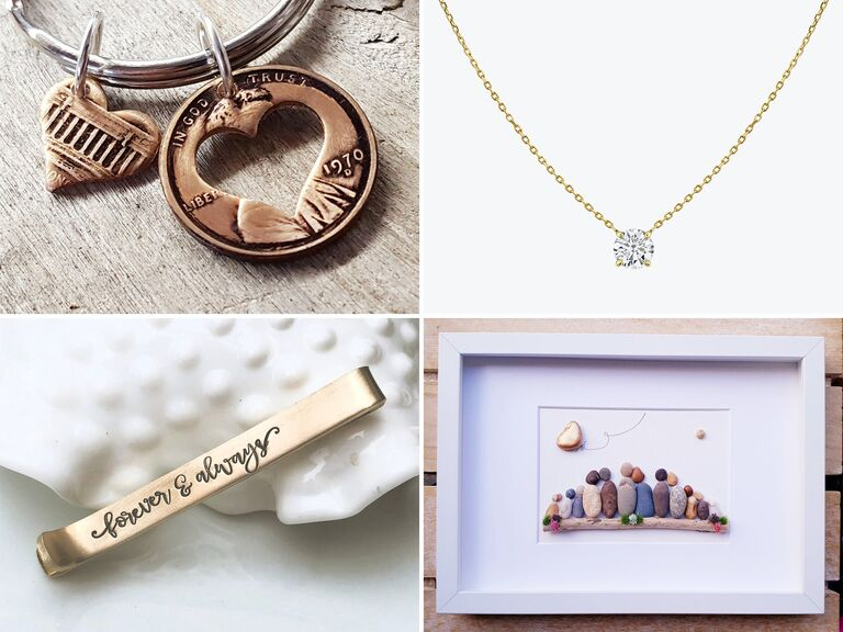 50th Wedding Anniversary Gift Ideas For The Golden Milestone