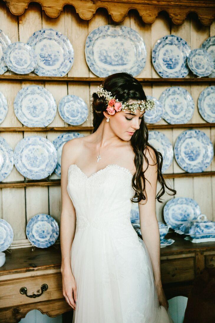 A Pink Boho Wedding In Georgia