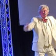 Reading, PA Mark Twain Impersonator | Here's Mark Twain
