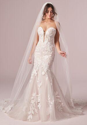 Rebecca Ingram HATTIE Mermaid Wedding Dress