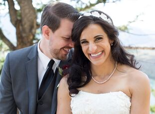 Gabrielle Shamsabadi (29 and a clinical nurse educator and RN) and Joseph Ingalsbe (32 and an investment consultant) knew they had something pretty sp
