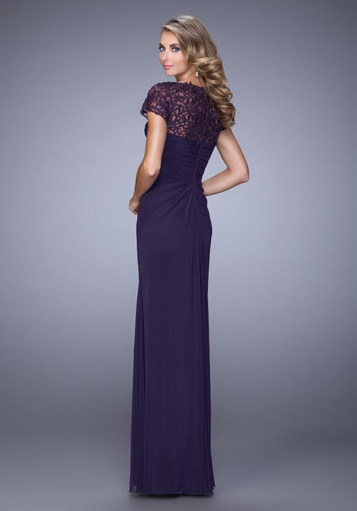 La Femme Evening 21690 Mother Of The Bride Dress