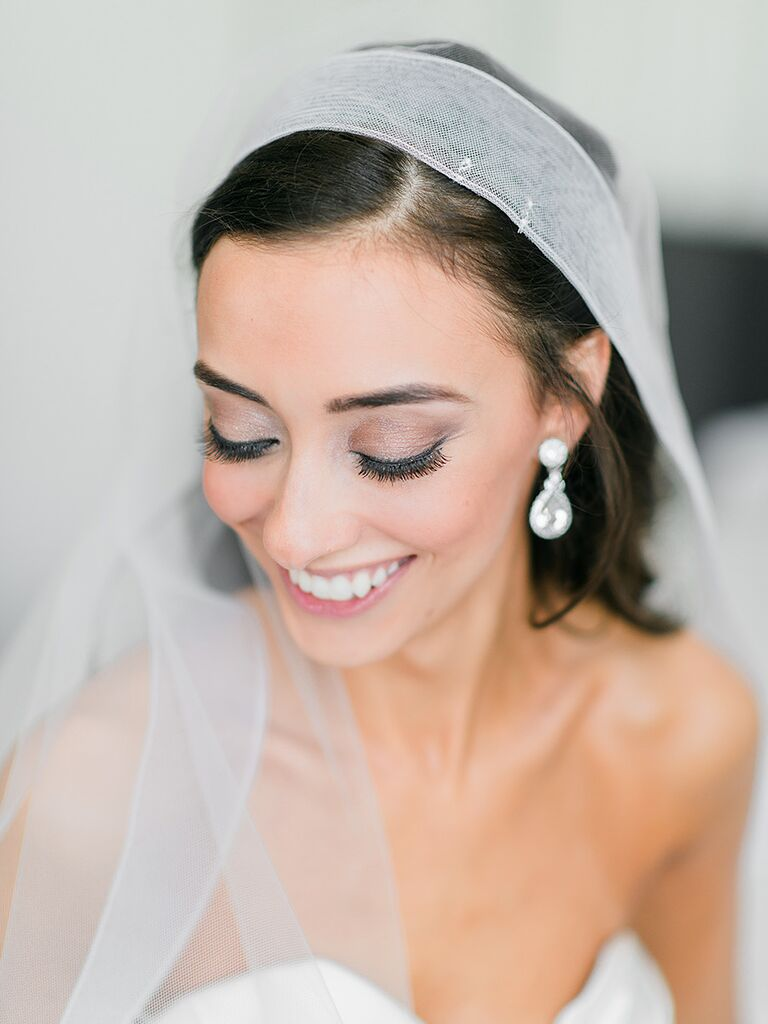 Brown Eye Wedding Makeup Inspiration And Tips