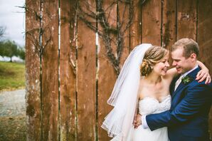 Sarah and Paul's Barn Wedding