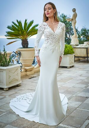 Jasmine Couture T222053 Mermaid Wedding Dress