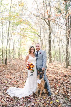 Amy and Matt's Quaint Southern Wedding