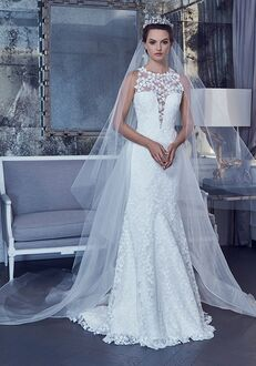 Romona Keveza Collection RK9403+RK8481SKT Wedding Dress