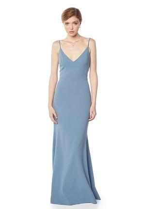 Bill Levkoff 1707 V-Neck Bridesmaid Dress