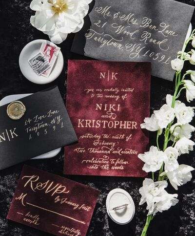 KP & Co. Calligraphy and Design
