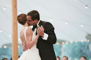 Blooming Hill Farm First Dance