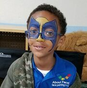 Aldie, VA Face Painting | About Face! face painting LLC