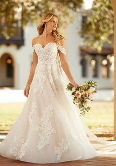 Stella York 7115 A-Line Wedding Dress
