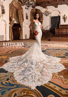 KITTYCHEN Couture BRIELLE, K2027 Mermaid Wedding Dress