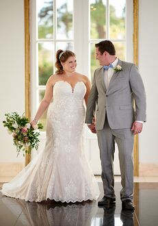 Stella York 6814 Wedding Dress