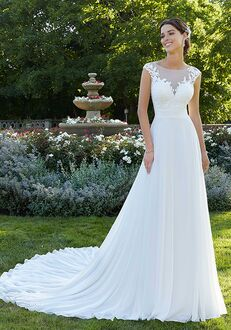 Morilee by Madeline Gardner/Blu Sally 5808 A-Line Wedding Dress