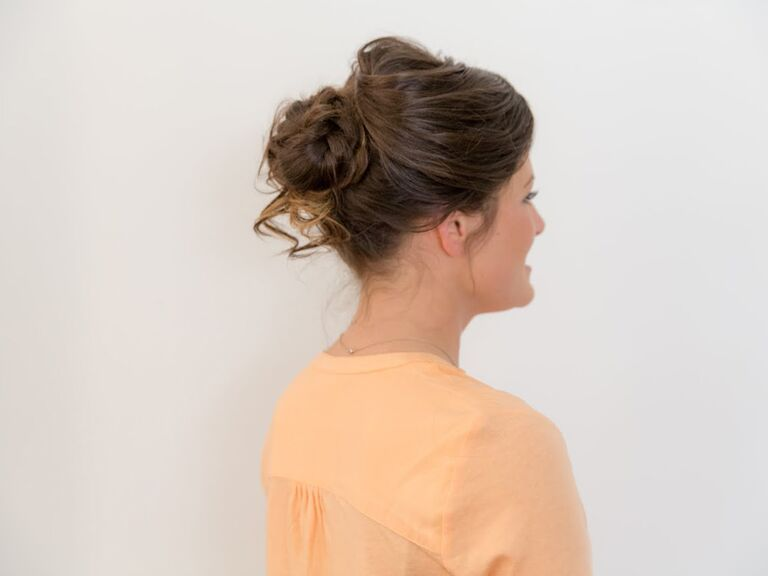 Vote For The Knot Dream Wedding Hairstyle and Wedding Rings!