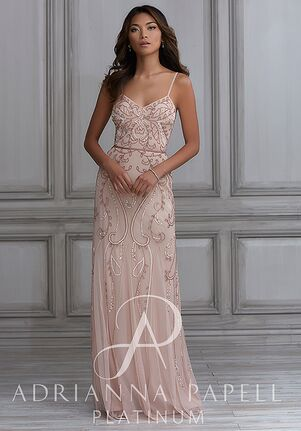 Adrianna Papell Platinum 40121 Sweetheart Bridesmaid Dress