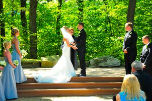 Wedding reception venues in pittsburgh pa the knot seven springs mountain resort junglespirit Gallery
