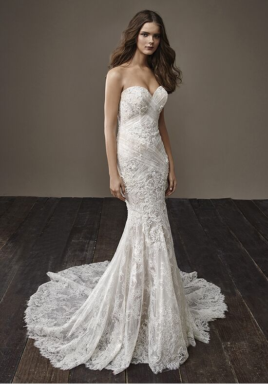 Badgley Mischka Bride Bella Wedding Dress - The Knot