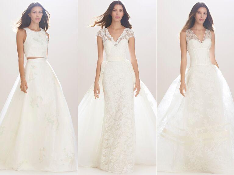 Carolina Herrera Fall 2016 Wedding Dresses