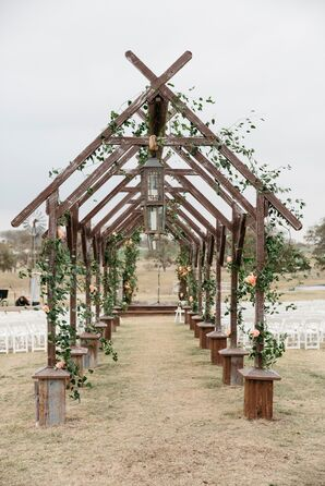 Rustic Texas Ranch Wedding at Willow Creek Ranch