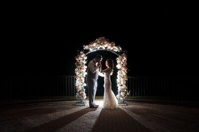 Villa Bel Mara Wedding Imagery