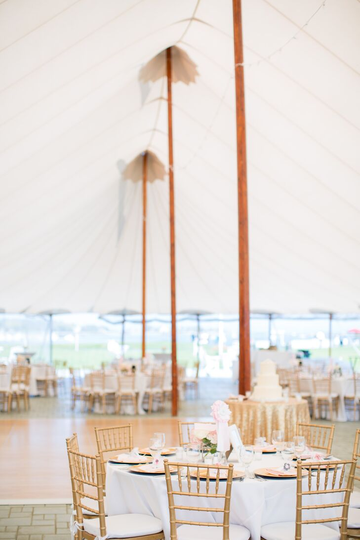 Sailcloth Reception Tent