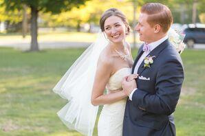 Elegant New England Wedding