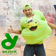 Lexington, KY Motivational Speaker | Remix Education & Inflatables