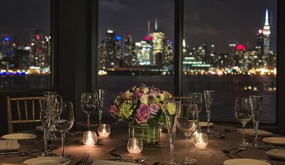 Chart House Weehawken Rehearsal Dinners Bridal Showers Parties The Knot