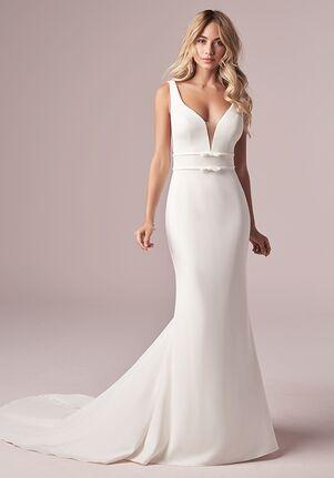 Rebecca Ingram DANICA Sheath Wedding Dress