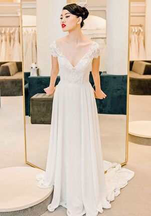 Michelle Roth for Kleinfeld Chance Wedding Dress