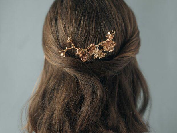 Cherry Blossom Comb