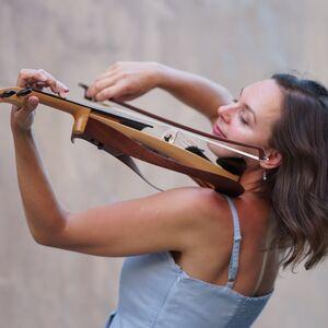 Frederick, MD Violinist | Zhenya PixieViolin