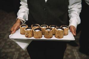 Milk and Cookies Dessert