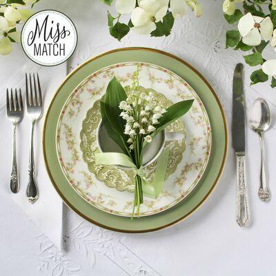 Miss Match Vintage Tableware