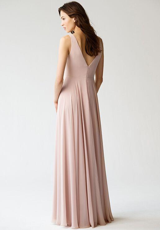 8775781cd89 Jenny Yoo Collection (Maids) Liana  Desert Rose   1782 Bridesmaid Dress